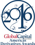 2016 Global Capital Americas Derivatives Awards