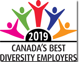 Canada's Best Diversity Employer 2019