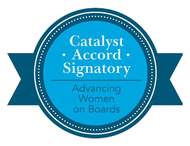 Catalyst Accord Signatory - Advancing Women on Boards